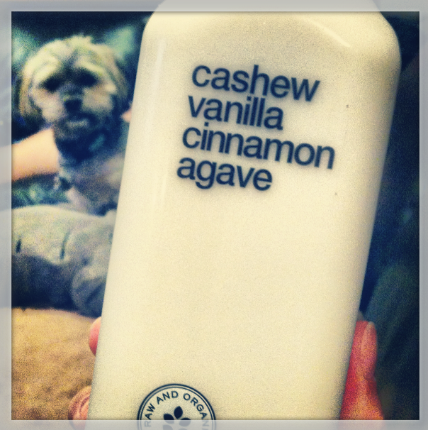 The final juice of the night was cashew milk, vanilla and cinnamon. It was heavenly. And the perfect way to end the day because it was filling, comforting, and dessert like.