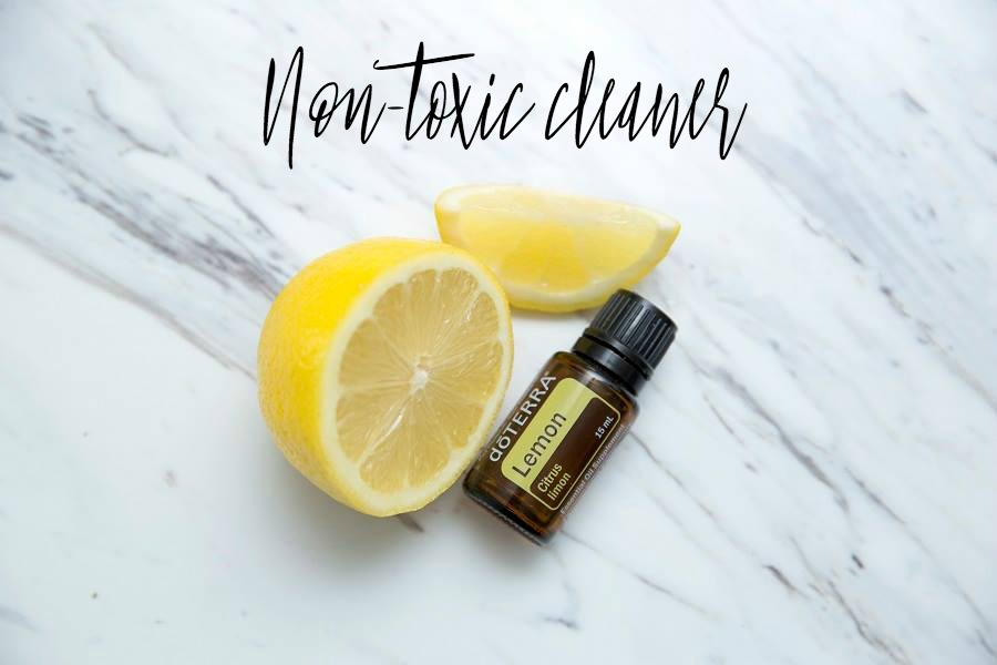 non-toxic cleaner
