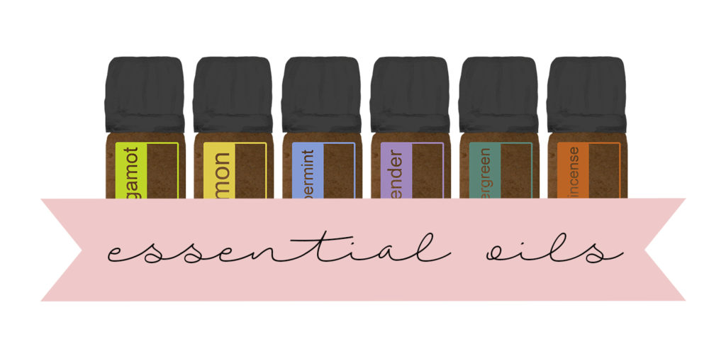 doterra essential oils guide book